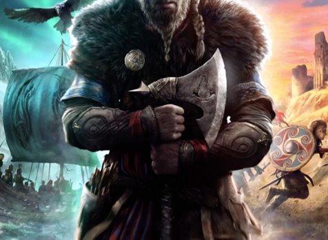 育碧即将发布新作《刺客信条:英灵殿》首支官方预告片