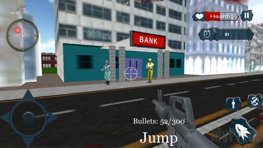 银行抢劫间谍贼