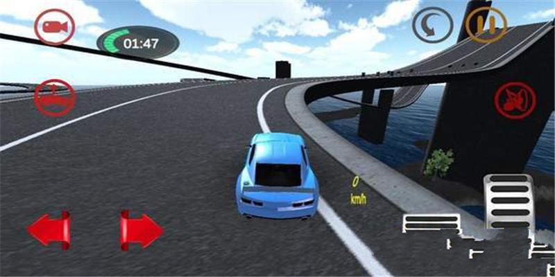 极限桥梁竞速