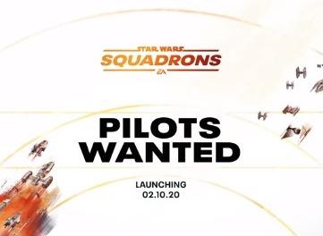 《星球大战:战机中队》将于10月3日正式发售 Steam已开启预购
