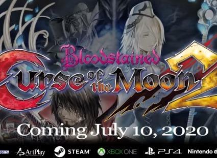 《血污:月之诅咒2》将于7月10日正式发售 Steam已上线游戏页面