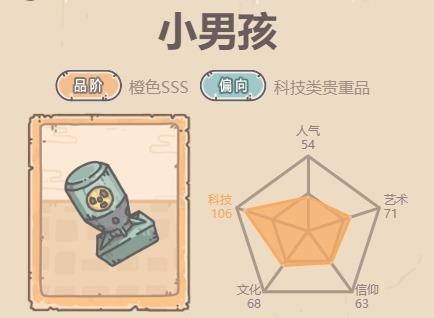 最强蜗牛小男孩怎么样 最强蜗牛小男孩贵重品介绍