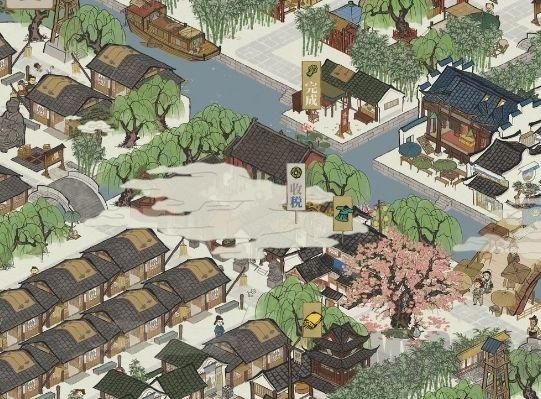 江南百景图怎么运输建筑?杭州特殊建筑运输攻略[多图]图片1