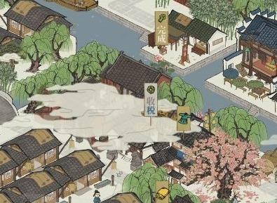 江南百景图如何运输 杭州特殊建筑运输攻略