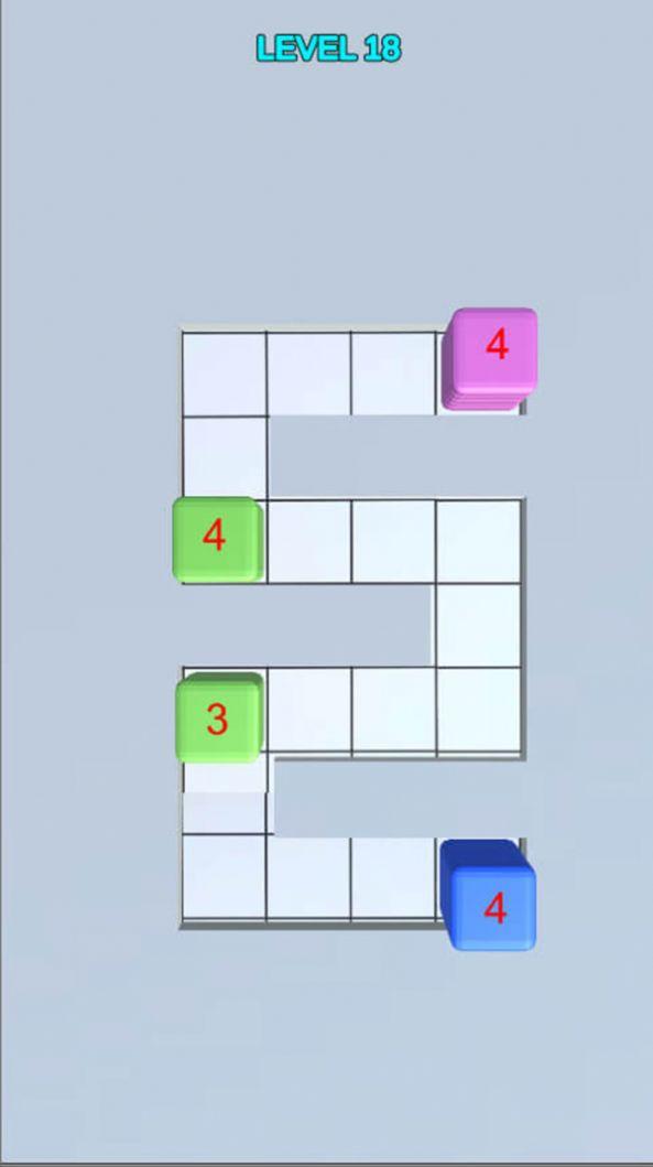 层层折叠拼图