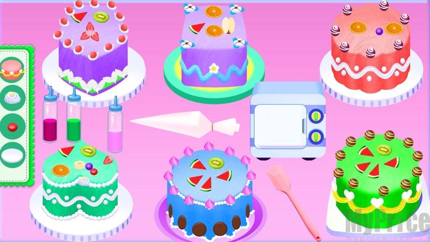 制作动物慕斯蛋糕