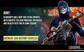 恐怖遭遇FPS枪手
