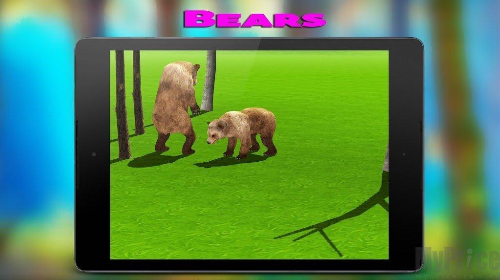 野生动物园模拟3D