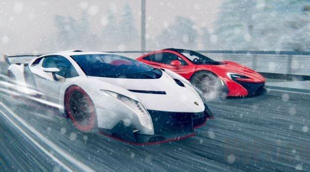 最高车速赛车
