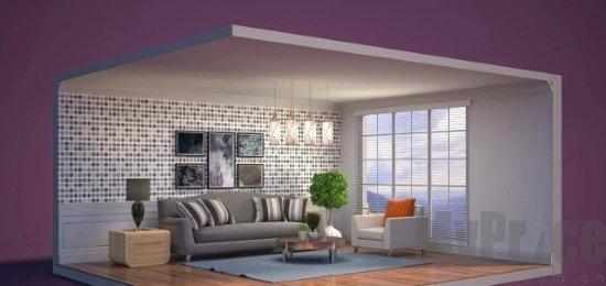 家居室内设计2021